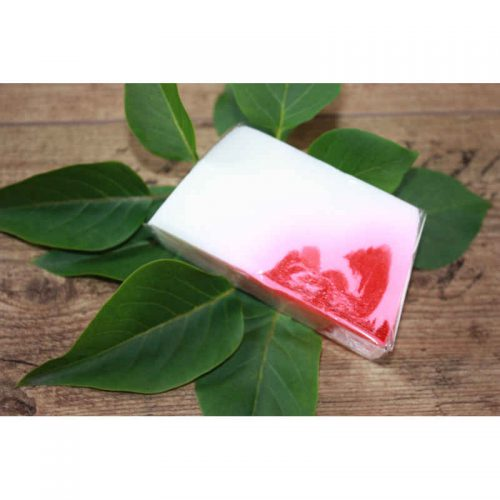 Cremige Red Rose Seife 100g