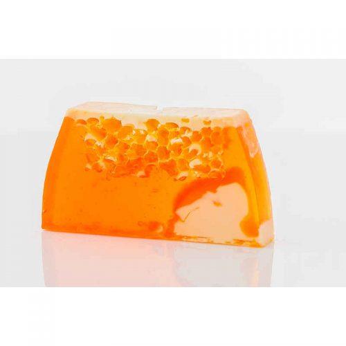 Cremige Honigseife
