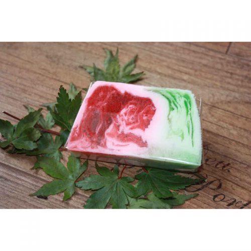 Cremige Kiwi-Erdbeer Seife 100g