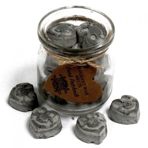 Duftwachs im Glas – Dunkles Patschuli