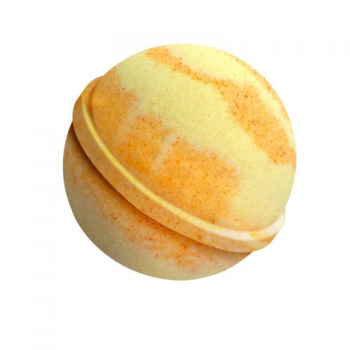 Peach Bellini Badekugel 180g