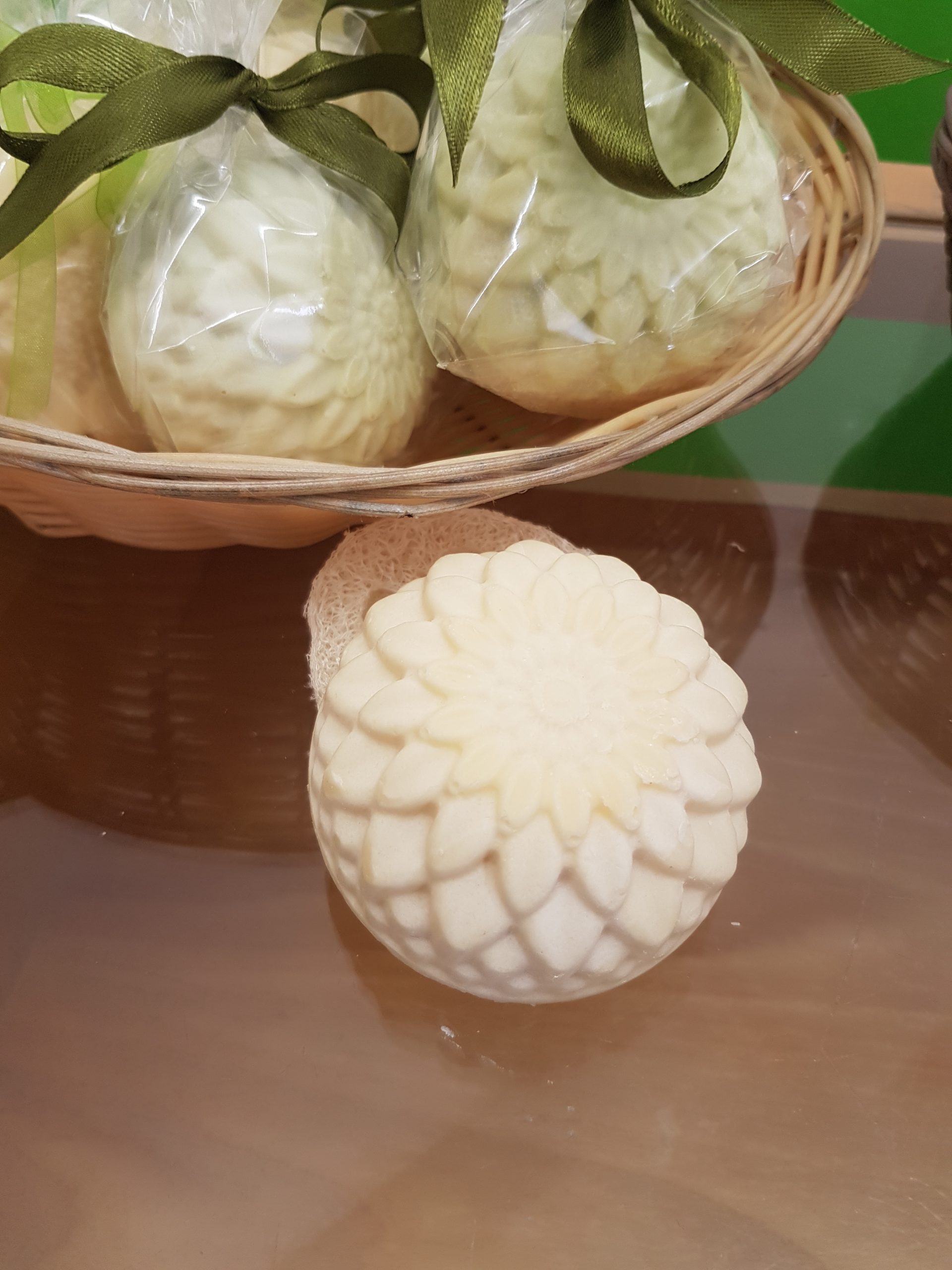 Duschbutter Lemongras & Grüner Tee