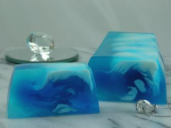 Duftseife Blue Diamond